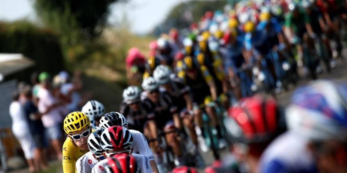 Clasificación de la etapa 18 del Tour de Francia: embalaje en la previa del Tourmalet