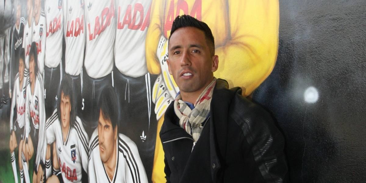 """El eterno amor albo de Lucas Barrios: """"Me gustaría estar siempre en Colo Colo"""""""