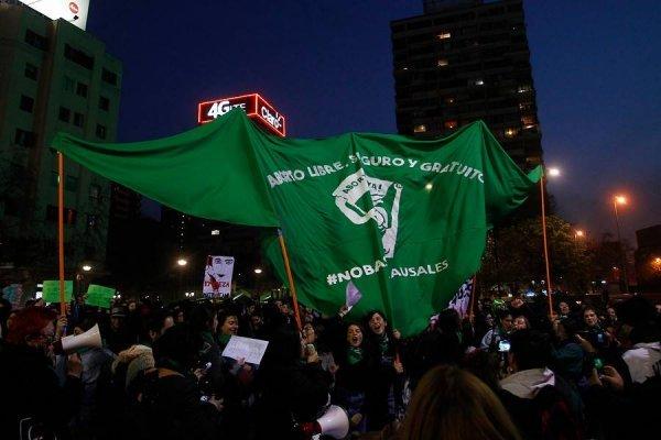 Movimiento Social Patriótico niega responsabilidad en ataque a tres mujeres en marcha pro aborto