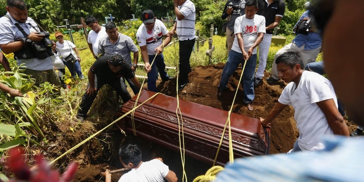 Informe: 448 muertos en Nicaragua tras 100 días de violencia