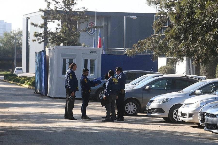 La PDI está tras la pista de los culpables de la balacera en el CDA / Foto: Agencia UNO