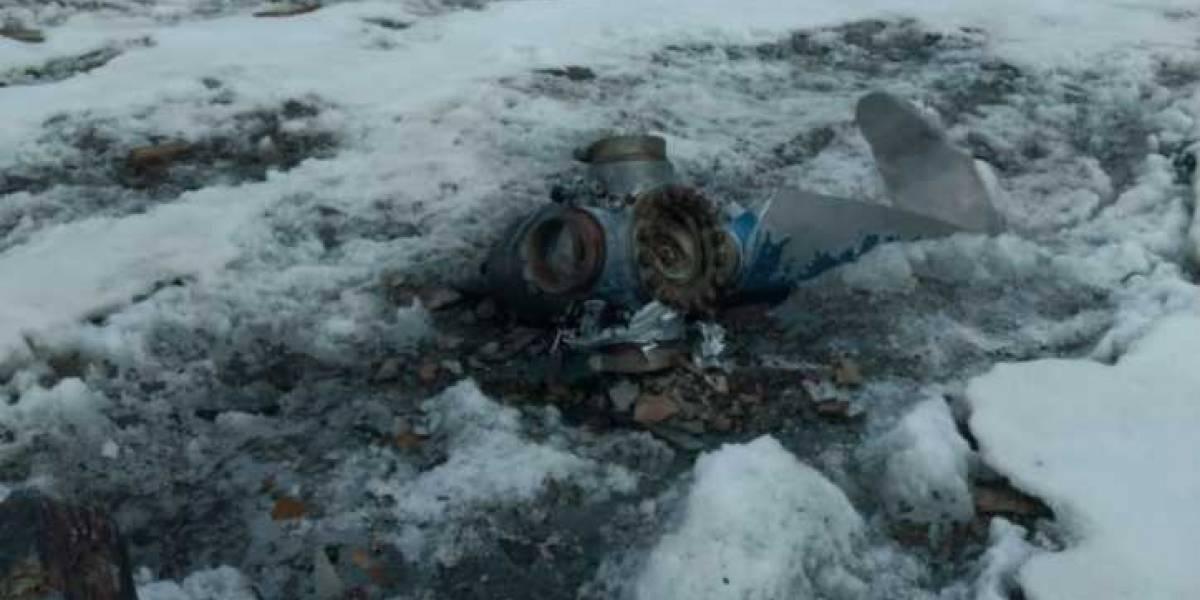 Encuentran cadáver de un soldado 50 años después de su muerte
