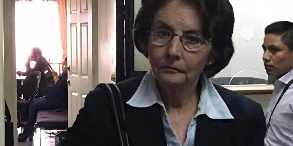 Tribunal autoriza que exmagistrada señalada en el caso Siekavizza salga del país