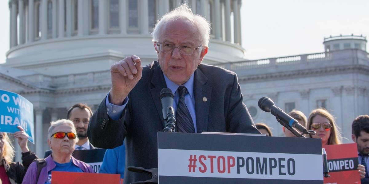 Bernie Sanders assina carta em apoio a Lula