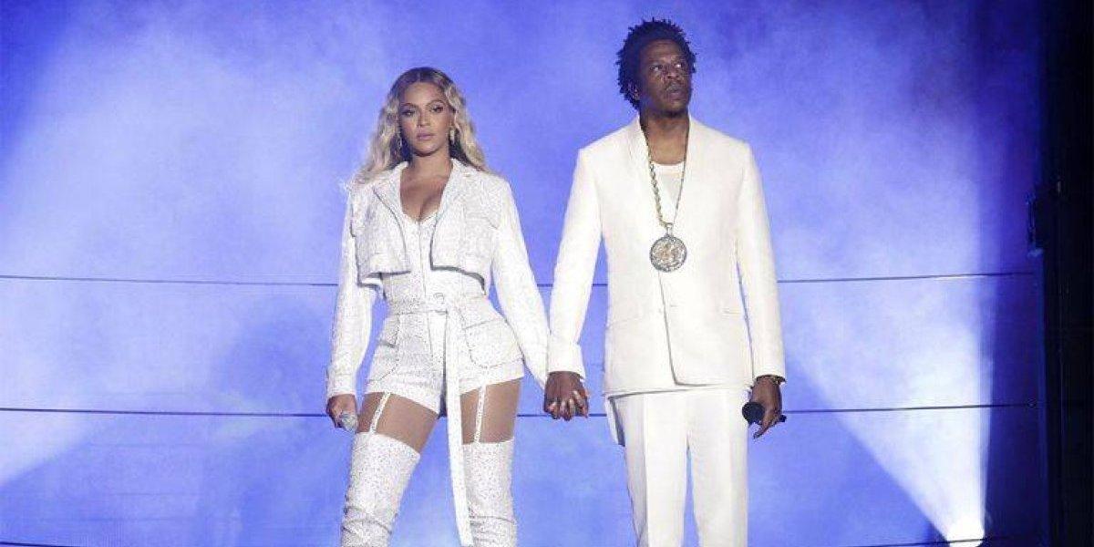 VIDEO. Hombre desató el pánico al atacar a Beyoncé y Jay-Z en pleno concierto