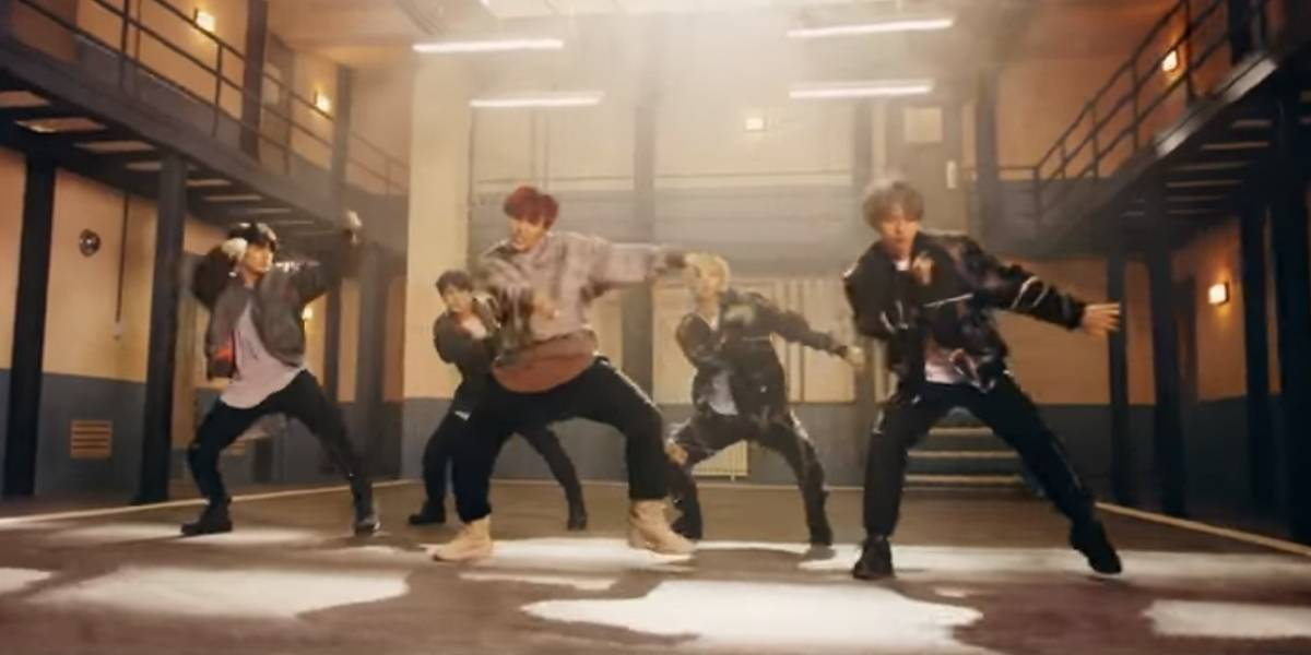 "Grupo BTS atinge marco impressionante no YouTube: ""MIC Drop"""