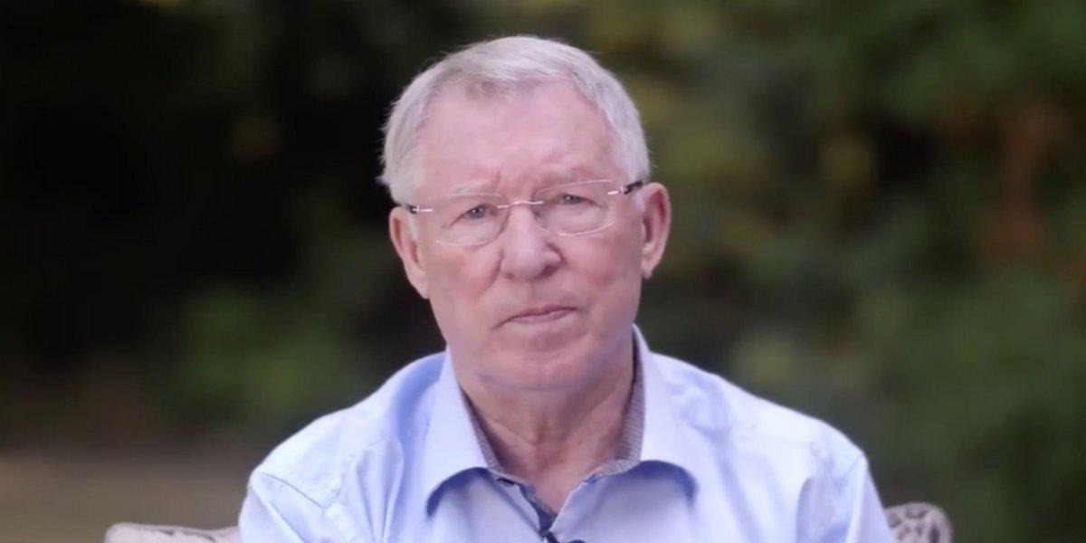 """Sir Alex Ferguson reaparece tras su hemorragia cerebral: """"Gracias por el apoyo"""""""