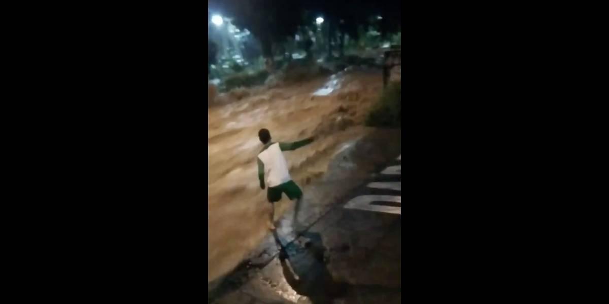 ¡Atención! Emergencia grave en San Gil, Santander por avalancha