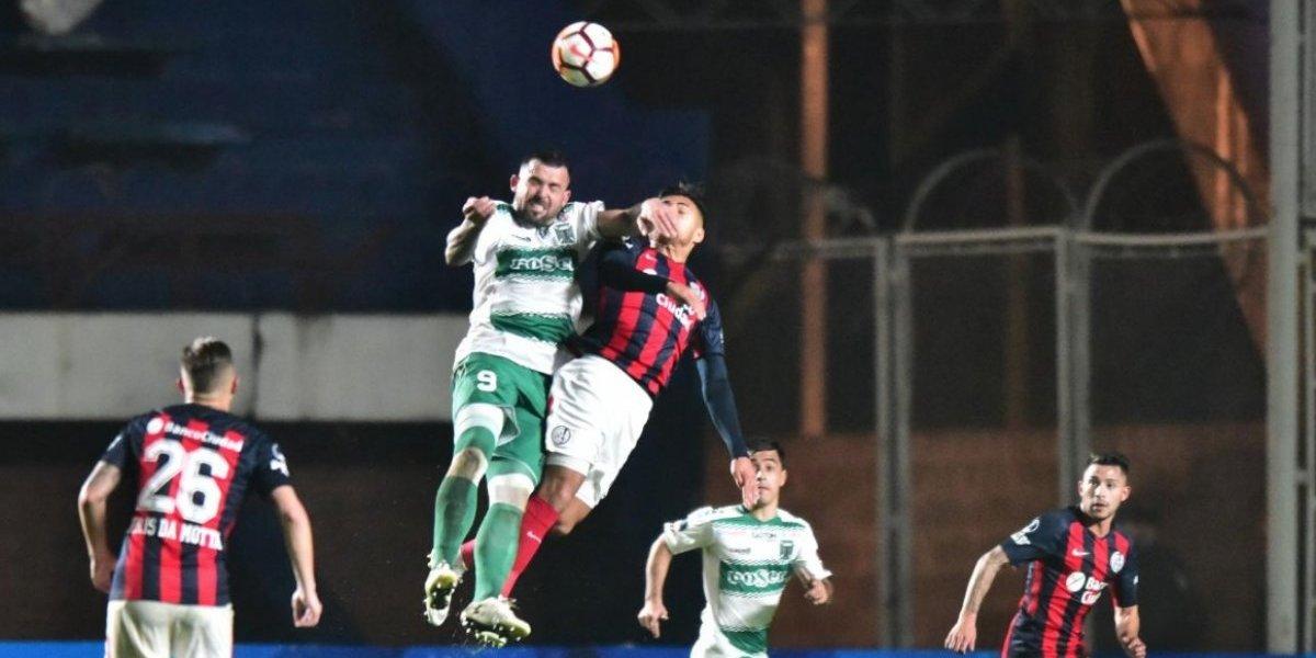 """La emoción de Donoso con el histórico triunfo de Temuco ante San Lorenzo: """"No se olvida nunca más"""""""