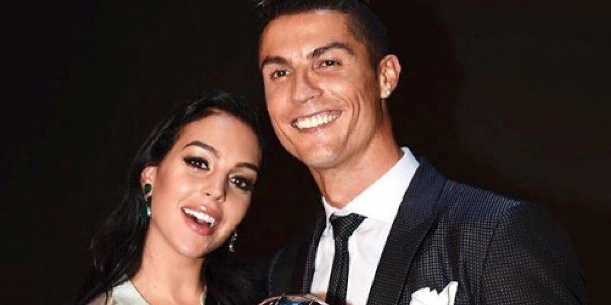 Las vacaciones de Cristiano Ronaldo con su novia argentina