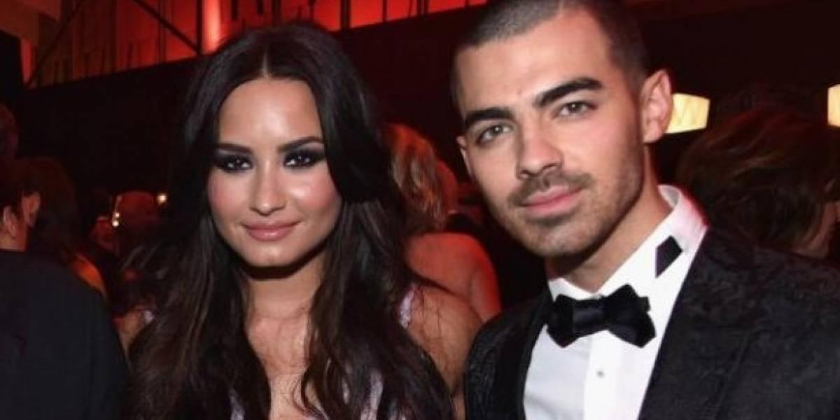 El emotivo mensaje de Joe Jonas para Demi Lovato, tras supuesta sobredosis