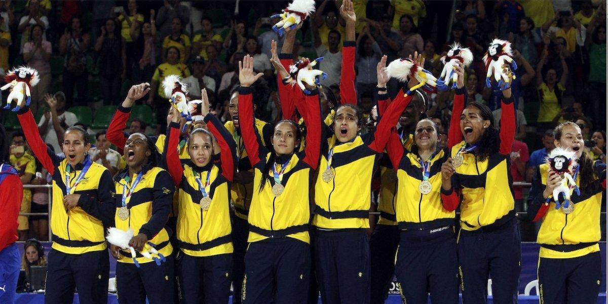 Así se formó la generación dorada del baloncesto femenino: campeonas en Barranquilla 2018