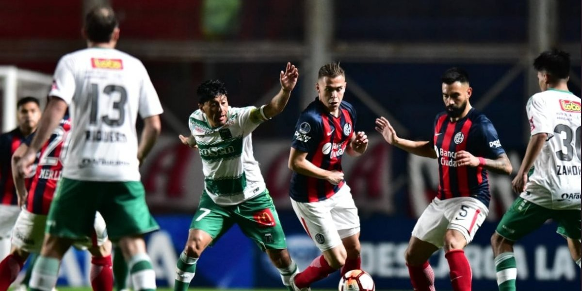Así vivimos el histórico triunfo de Temuco ante San Lorenzo en la Sudamericana