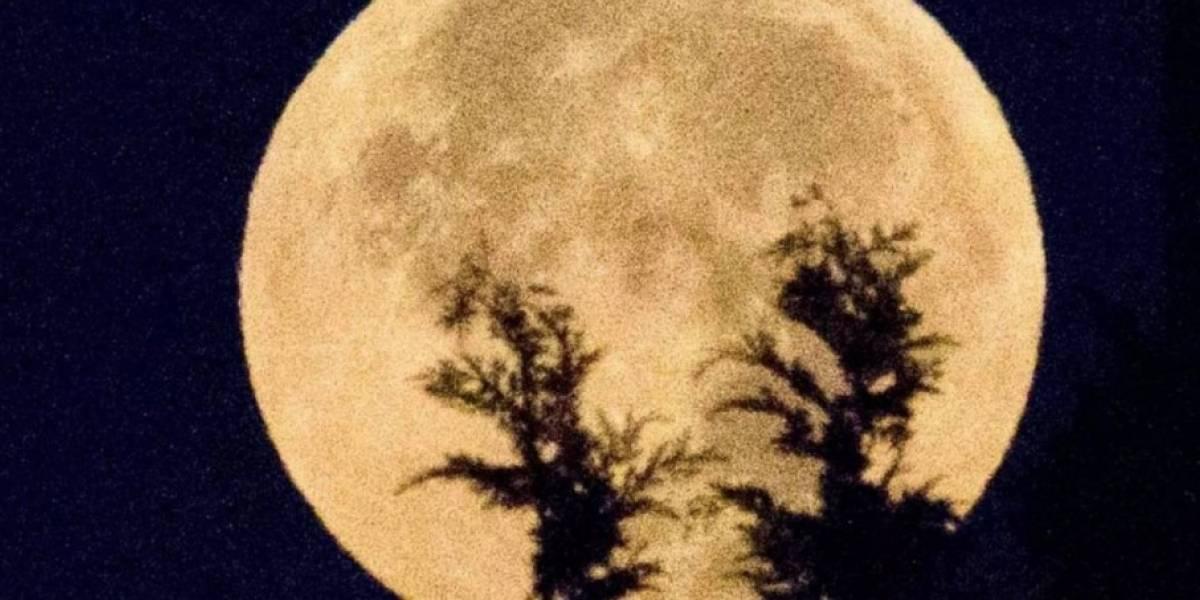 Historias de terror relacionadas con el eclipse lunar de este viernes