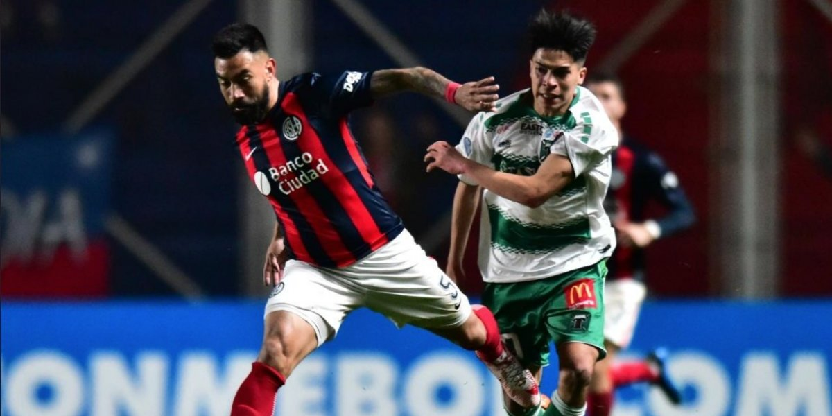 Temuco hizo historia y le ganó a San Lorenzo en Argentina por la Sudamericana