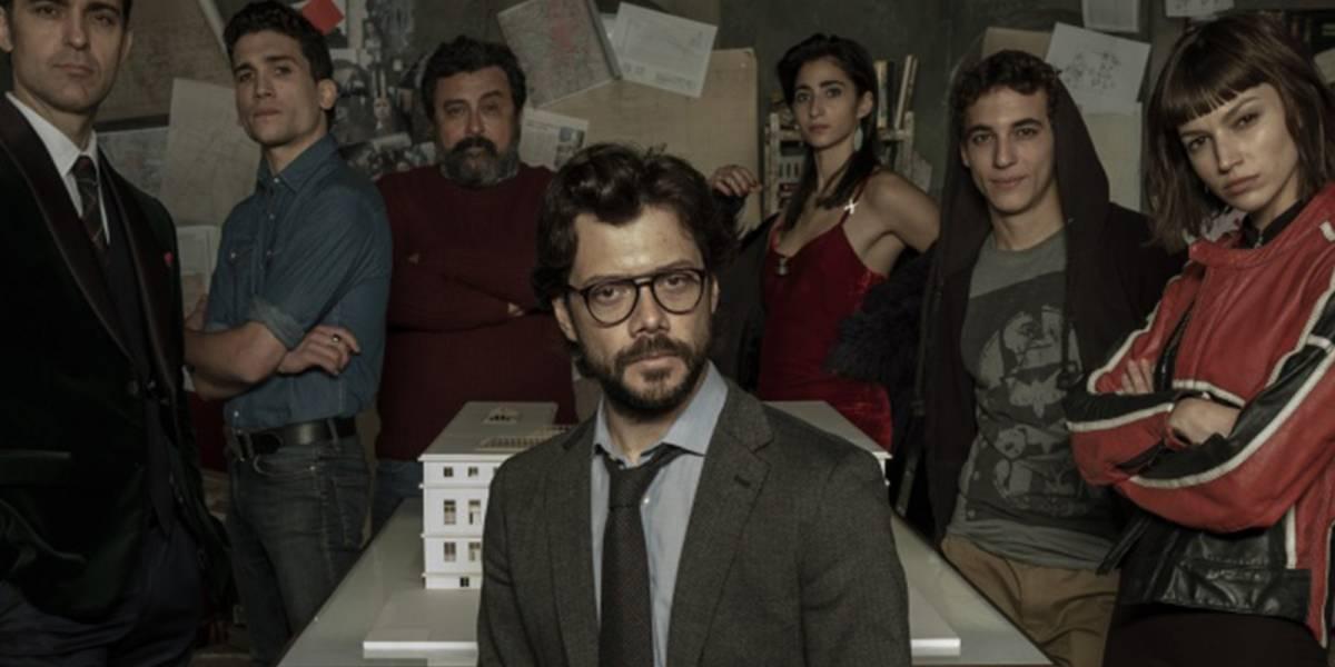 Series españolas se han convertido en una mina de oro para Netflix