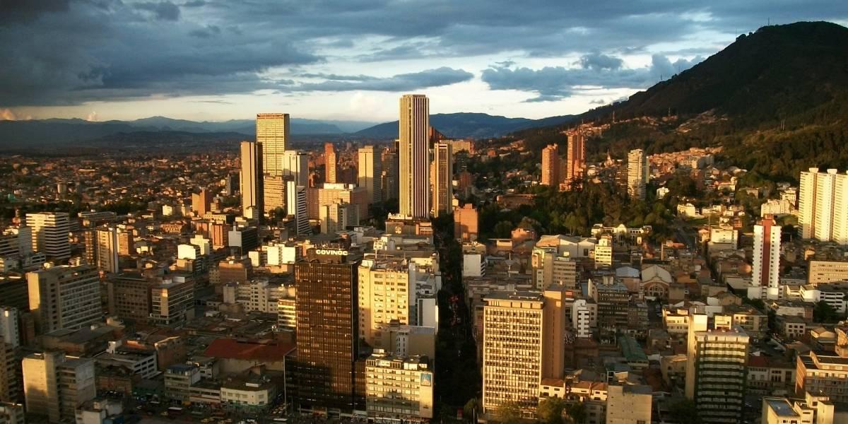 Así se ve Bogotá desde la cámara del Huawei P20 Pro