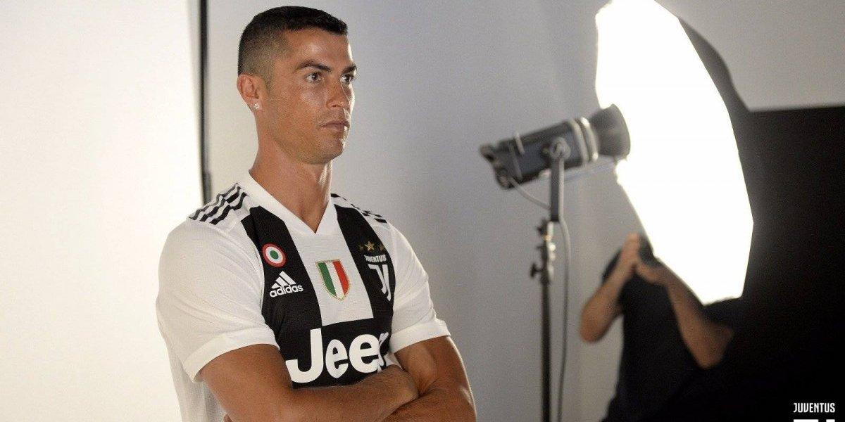 Cristiano Ronaldo ya tiene rival y fecha para su debut con la Juventus