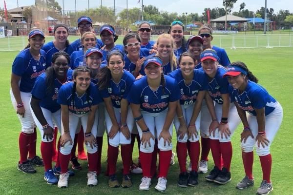 Equipo de softball femenino de Puerto Rico