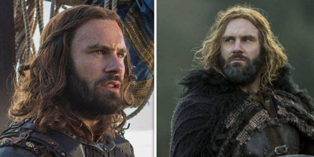 Vikings: Divulgam imagem exclusiva da volta de Rollo à Kattegat
