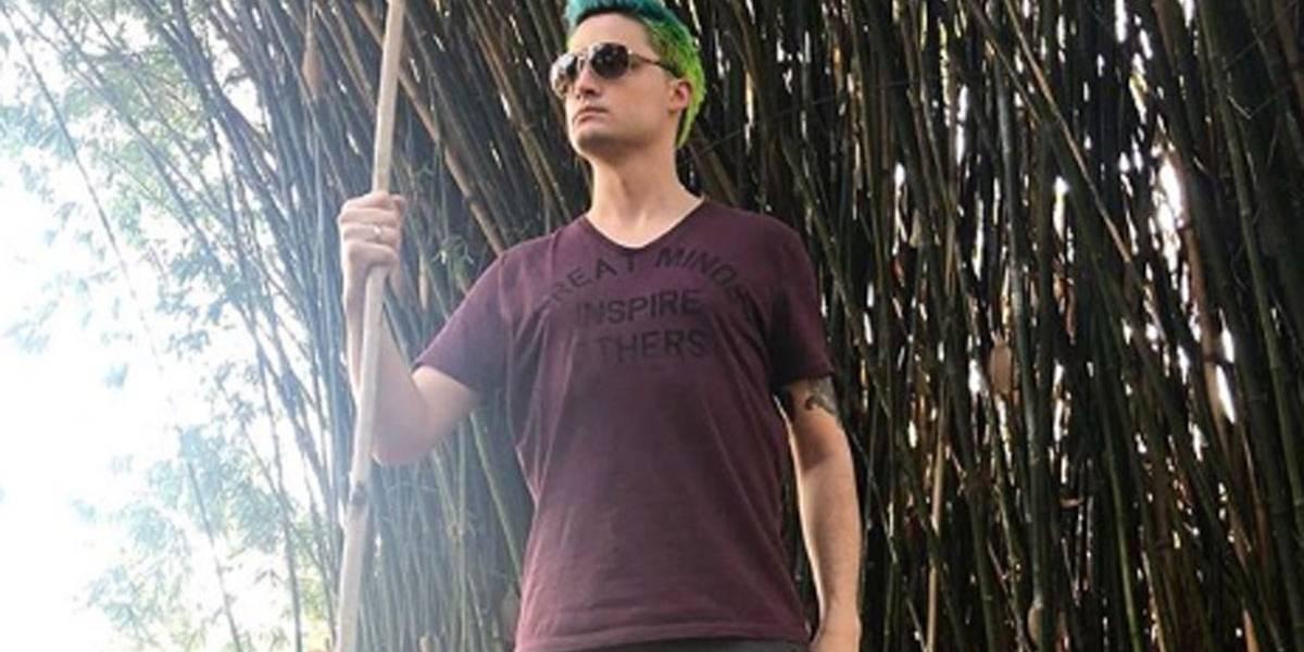 Felipe Neto brinca sobre vazamento de nude, mas garante que vai processar responsáveis