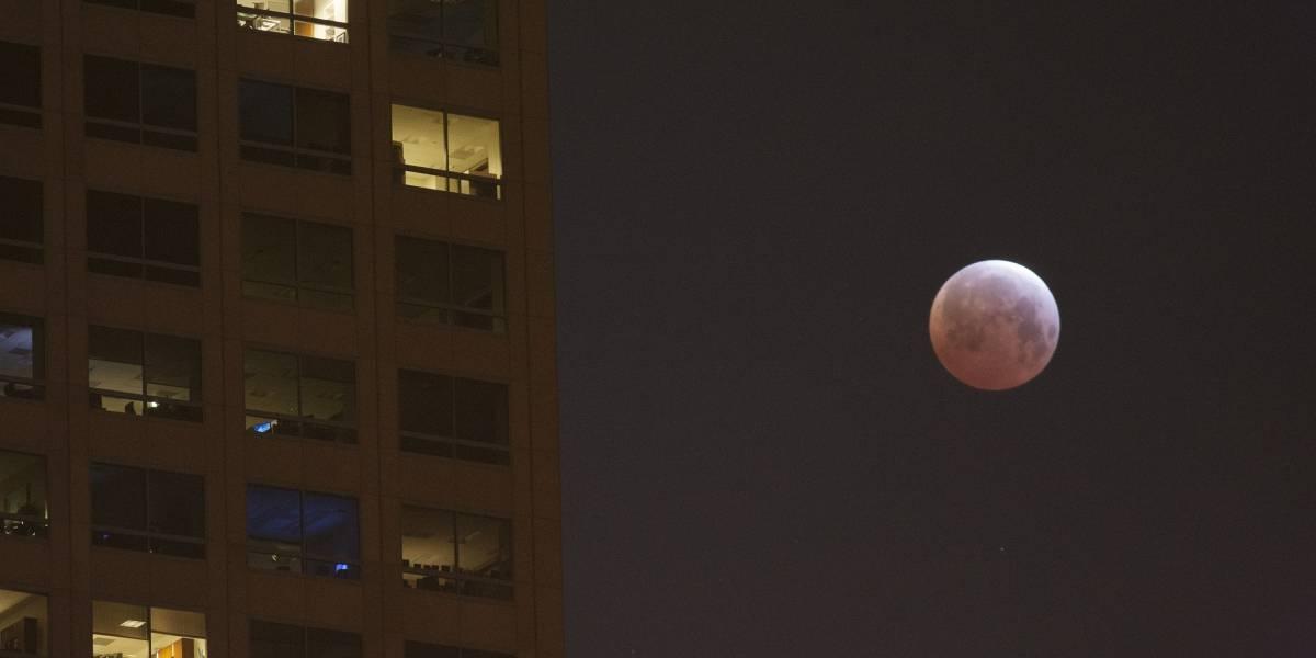Planetário do Ibirapuera acompanhará o mais longo eclipse lunar do século nesta sexta
