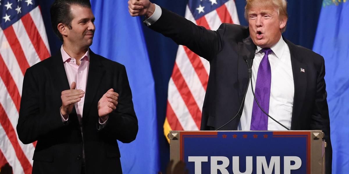 Problemas en la Casa Blanca: Donald Trump Jr. comienza proceso de divorcio