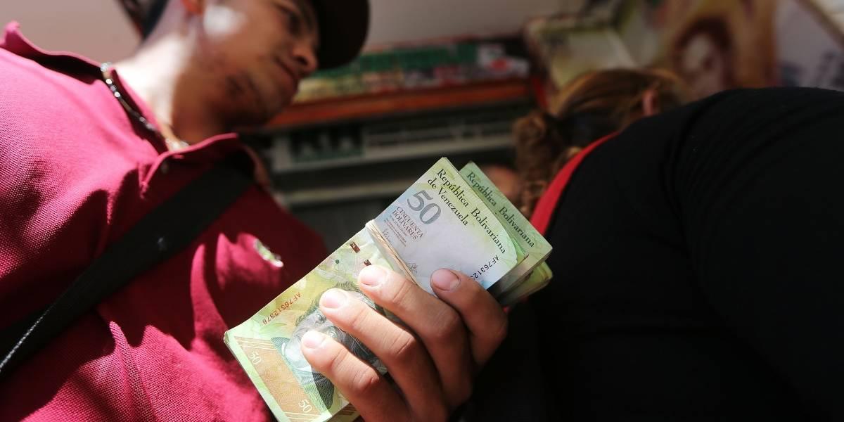 Maduro anuncia reconversión monetaria: le quitarán 5 ceros al Bolívar