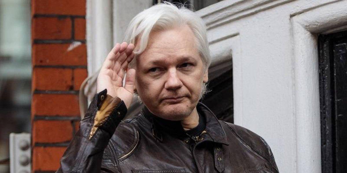 Assange podría ser expulsado de la embajada de Ecuador en Londres