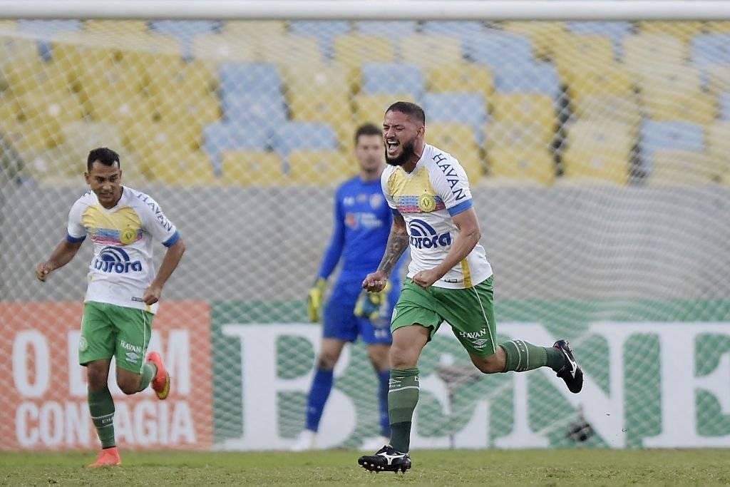Chapecoense, nuevo equipo de Diego Torres, compite en el Brasileirao / Foto: Getty Images