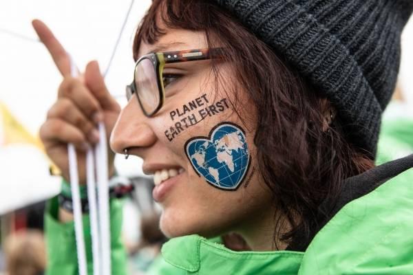 Ecología, Día de Sobregiro de la Tierra