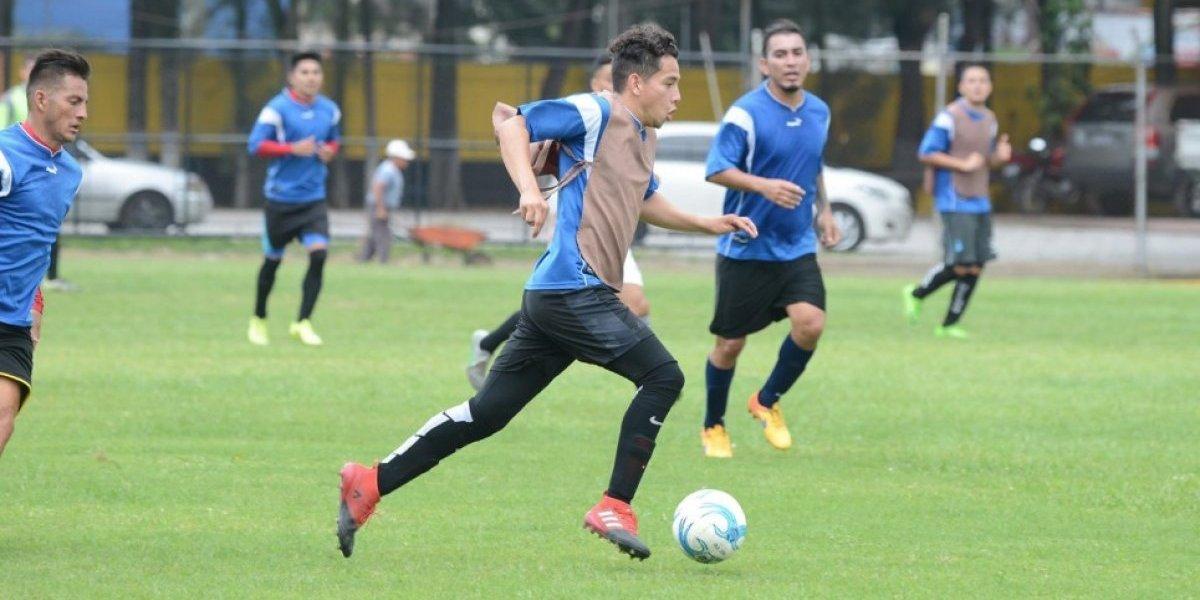 Hijo del presidente Jimmy Morales jugará por primera vez en la Liga Mayor
