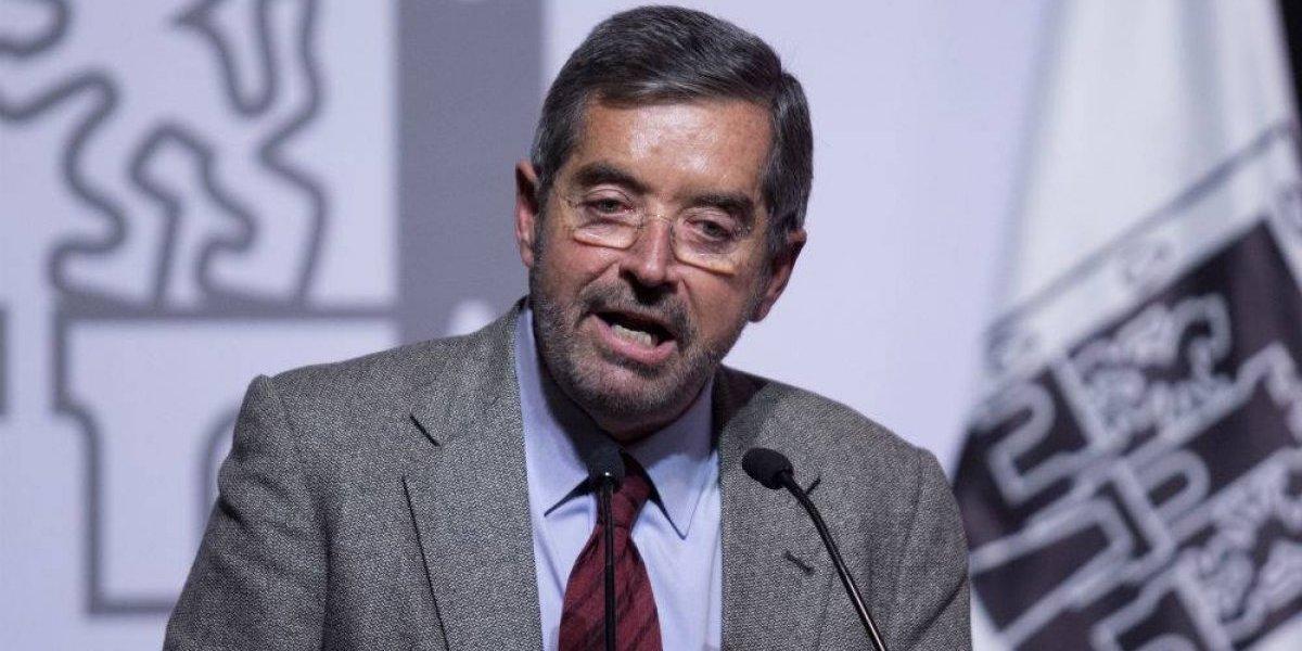Él es Juan Ramón de la Fuente, propuesto como embajador ante la ONU