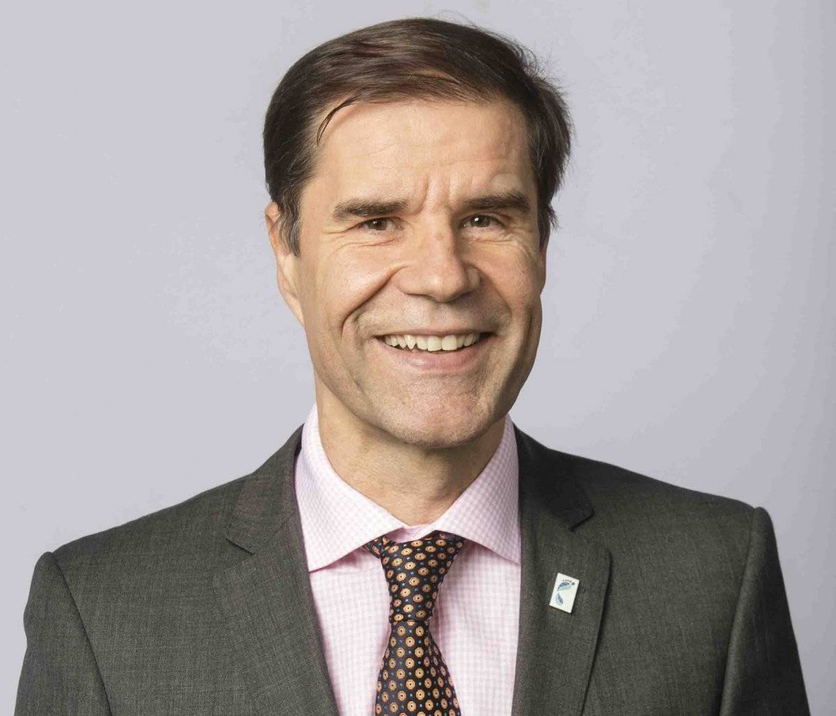 Mathis Wackernagel, CEO de Global Footprint Network