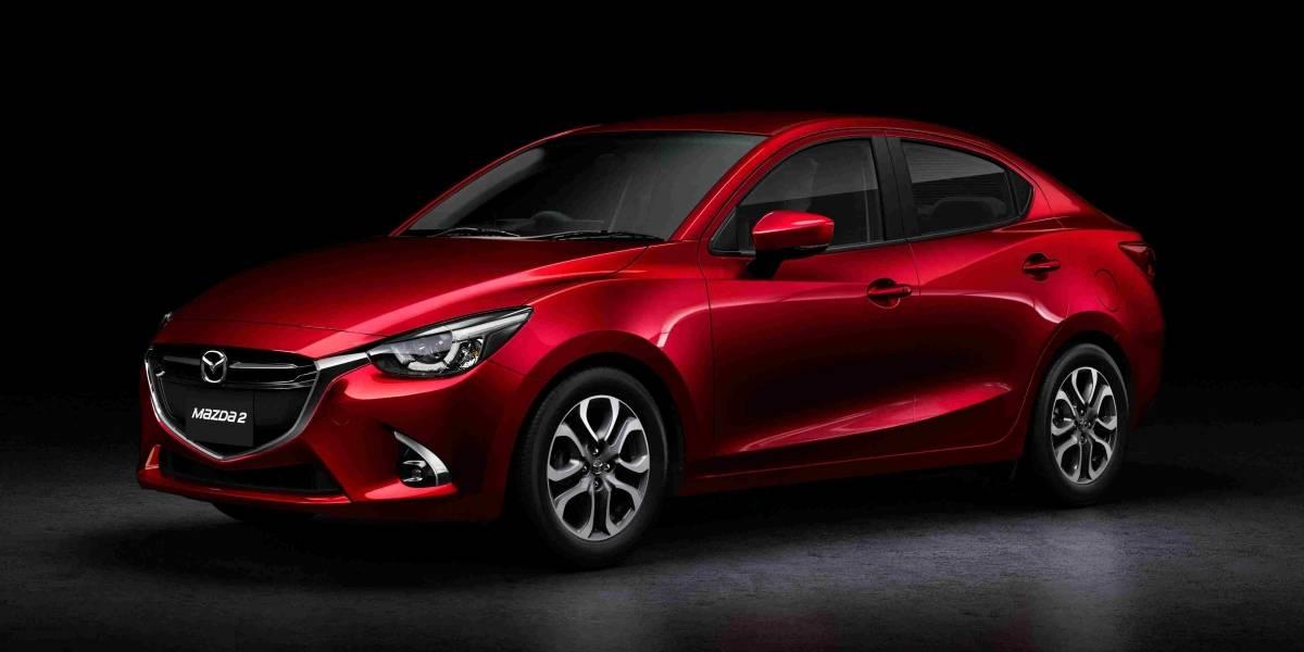 Mazda 2, el sedán con elementos de lujo para las familias jóvenes
