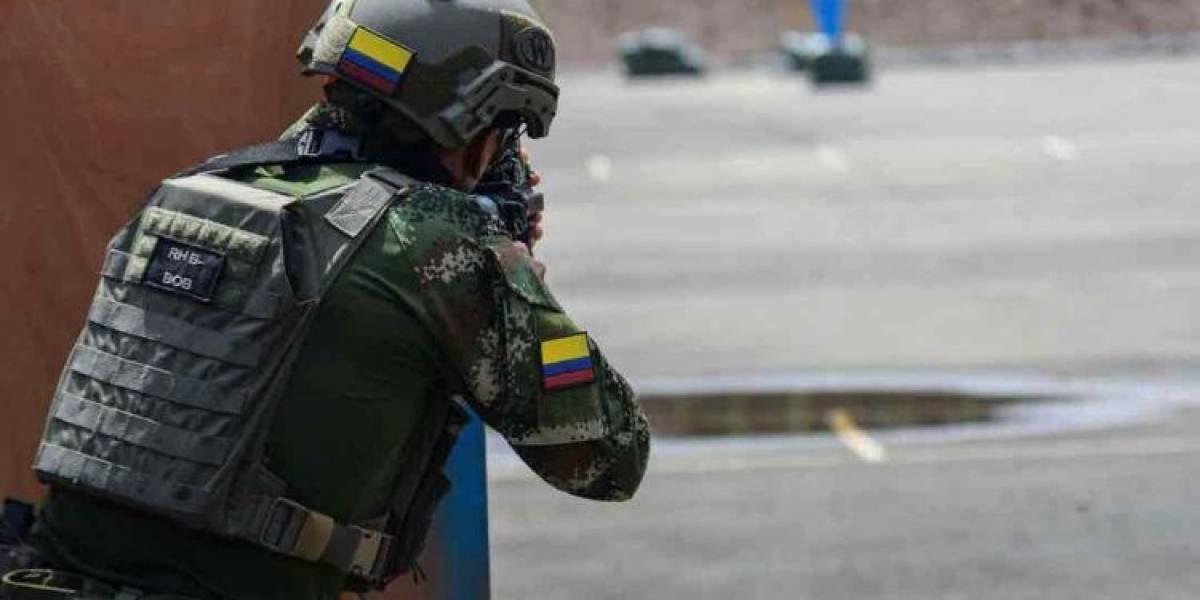 Cinco militares muertos en emboscada en Nariño
