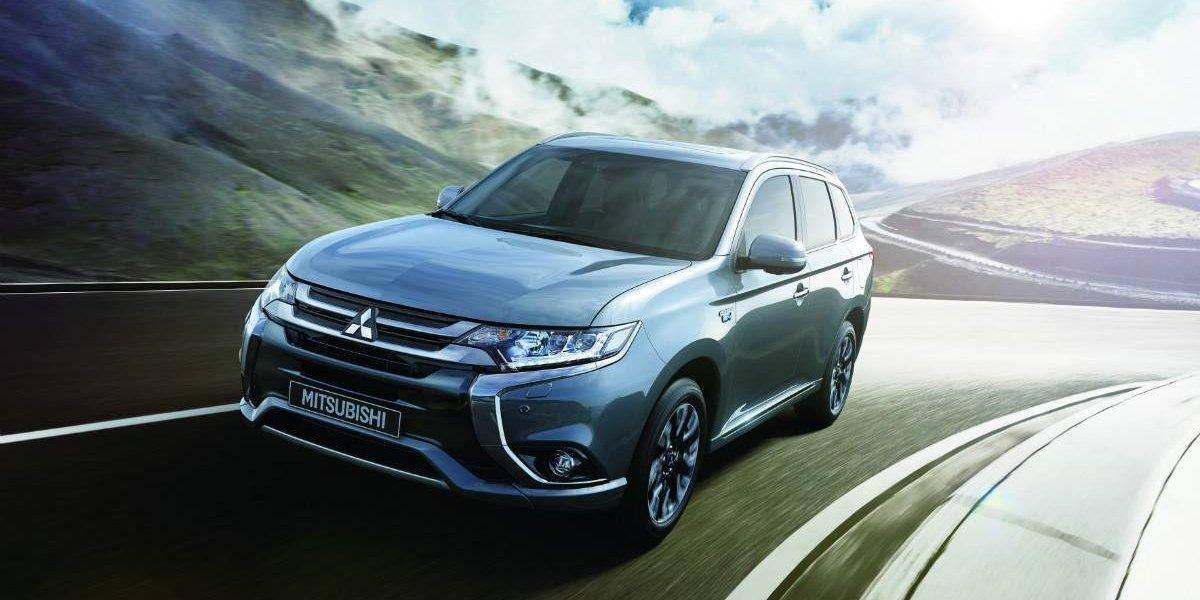 Outlander PHEV, la renovada apuesta ecológica de Mitsubishi