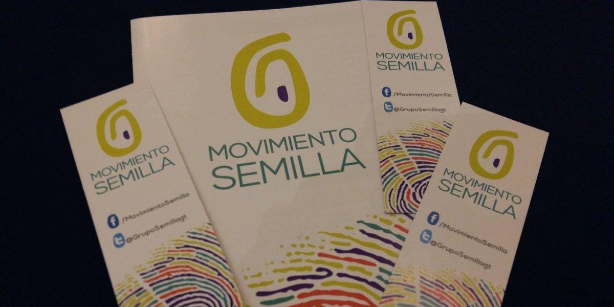 """Movimiento Semilla califica como """"espuria"""" la impugnación de la UNE"""