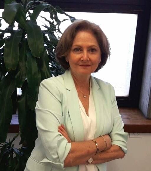 Pilar Velilla, gerente del Centro de Medellín