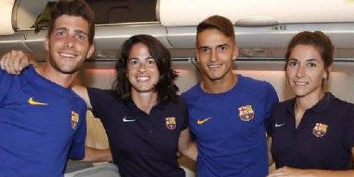 Así respondió el Barcelona tras 'polémica business'