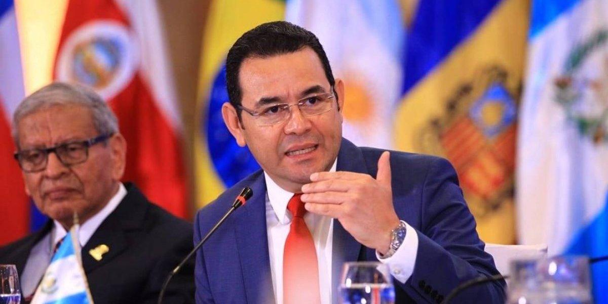 Presidente Morales asegura que no recibió dinero para su campaña electoral