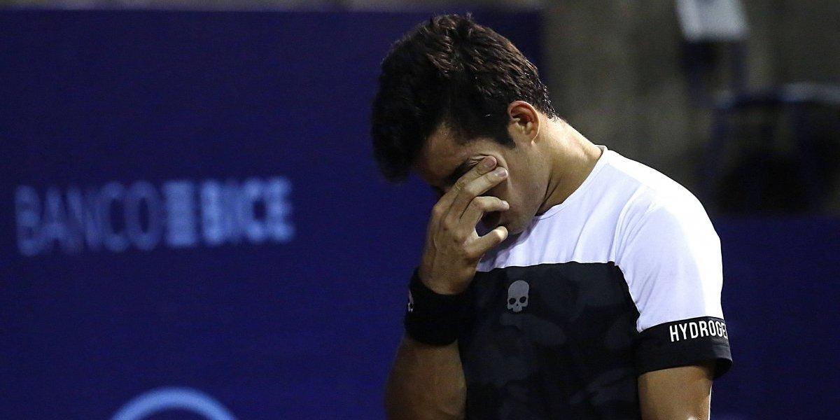 Christian Garín perdió en el Challenger de Padua aunque alcanzaría el ranking más alto de su carrera