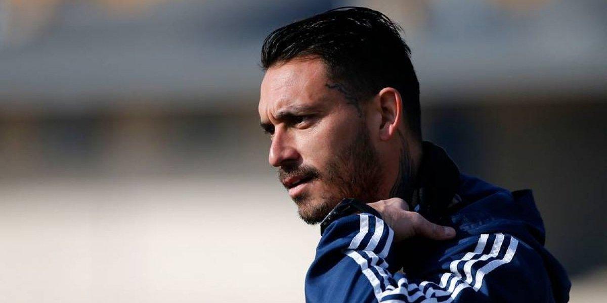 Pinilla vuelve a las convocatorias y se perfila como titular para el partido de la U ante Antofagasta