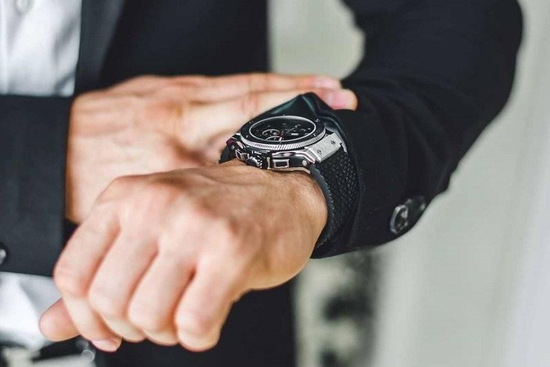 ¡Un reloj aporta personalidad!