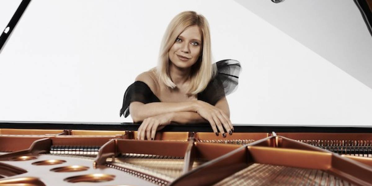 Hit no YouTube, pianista ucraniana Valentina Lisitsa toca em SP com a OSM
