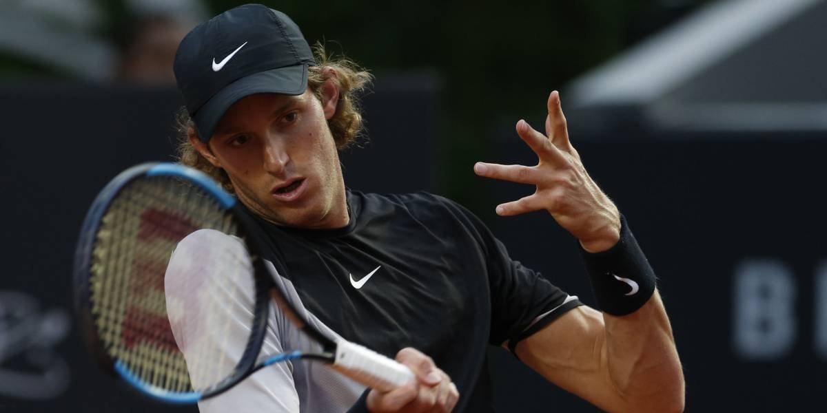 Así vivimos la dura derrota de Nicolás Jarry en las semifinales del ATP 250 de Kitzbühel