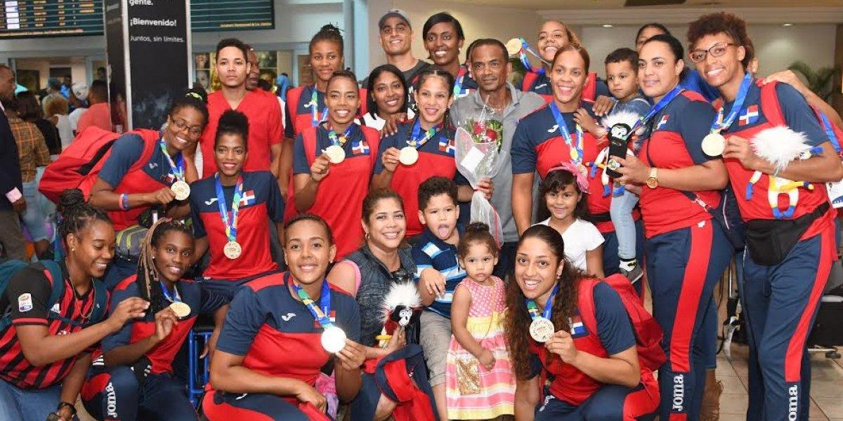 El trabajo en equipo le devolvió el oro a balonmano en Barranquilla 2018