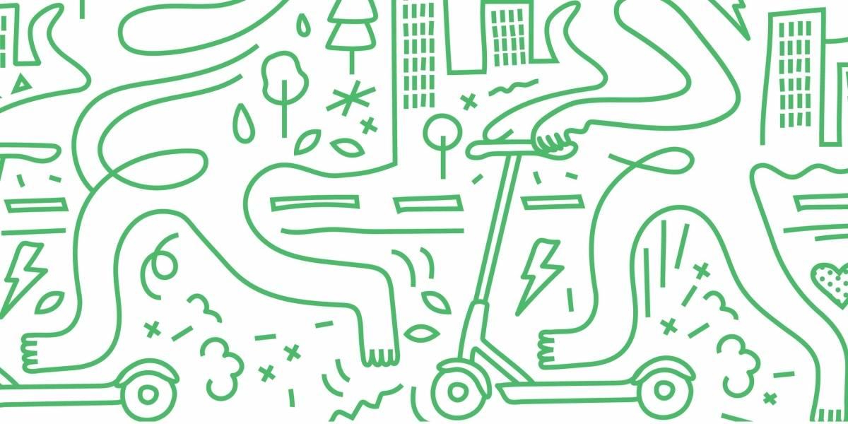 México: Llegan los scooters eléctricos de Grin a la Ciudad de México