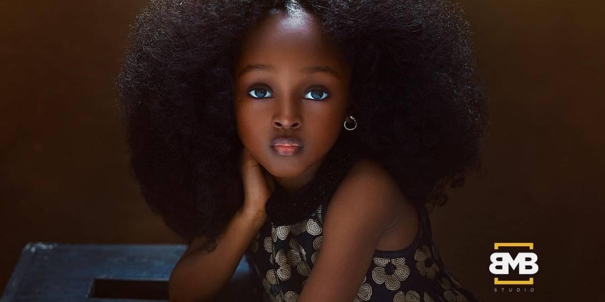 Fotos de garota nigeriana bombam no Instagram: 'a mais bonita do mundo'