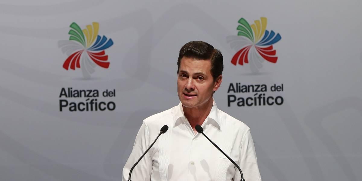 Enrique Peña Nieto asistirá a la toma de posesión de Iván Duque